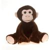 "Comfies - 14.5"" Sitting B/B Brown Monkey"