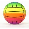 "6"" Rainbow Volley Ball (100 Gram)"