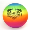 "8.5"" Rainbow Volleyball With Printing Logo"