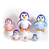 "Penny Guin - 20"" 3 Assorted Penguins - Blue"