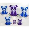 "Sparkle Starz - 6"" 2 Assorted Panda"