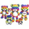 """Summer - 13"""" Rainbow Bear"""