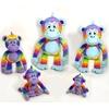 "Sunny - 13"" 2 Assorted Rainbow Monkeys"