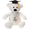 "10.5"" Sitting Graduation Bear"