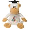 "10.5"" Sitting Graduation Monkey"