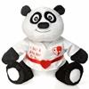 "11"" Sitting Panda In Kung Fu Attire"