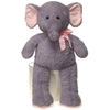 """32"""" Cuddle Elephant With Pink Ribbon"""