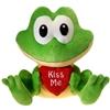 """24"""" Sitting Valentine Frog"""