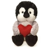 """13"""" Cuddle Penguin With Heart"""