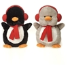 """16"""" Christmas Penguins With Red Scarf"""