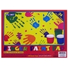 24 Sheet Finger Paint Pad