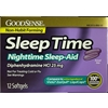 Good Sense Sleep Time Softgels