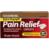 Good Sense Extra Strength Pain Relief Caplets 500Mg- 100 Ct