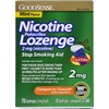 Good Sense Nicotine Lozenge 2 Mg- Mint