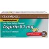 Good Sense Aspirin 81 Mg Enteric Safety Coated Tablets 120 Ct