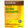 Good Sense Ear Wax Remover Kit 0.5 Oz. and Bulb