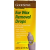 Good Sense Ear Wax Remover Drops 0.5 Oz.