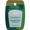 Good Sense Waxed Mint Dental Floss 100Yd