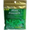 Good Sense Mint Flossers With Pick 50 Ct