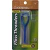Good Sense Floss Threaders With Case 35 Ct