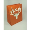 Texas Longhorns Gift Bag - 9.5? X 7.75? X 4.5?