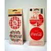 Set Of 2 Coca-Cola Vehicle Cup Holder Car Coasters