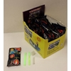 """Strikelite Night Fishing 3"""" Glowstick With Clip- Lasts 12+ Hours"""