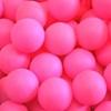 Table Tennis Ball Pink