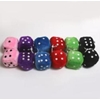 "Plush Dice 3"" Square"