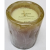 Art Glass Scented Candles Sable/Honey