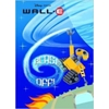 Blast Off! Wall-E Deluxe Coloring Book