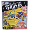 Construction Vehicle Build And Paint Kit