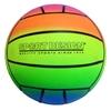 "9"" Neon Rainbow Playground Volleyball"