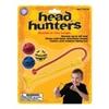 Head Hunters Sling Shot and Shrunken Heads
