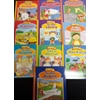 Children'S 'Let'S Go' Book Set - 10 Count