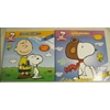 Peanuts Color and Read Storybooks