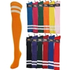"""J.Ann"" Ladies Over Knee High Socks-Assorted Color"