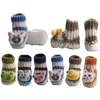 J. Ann Baby Crochet Knitted Slipper Sock