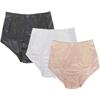 Women'S High Waist Support Panty Brief