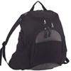 Adventure Backpack-Black/Dark Gray