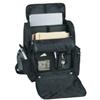 Deluxe Laptop Backpack- Black