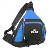 """16"""" Deluxe Poly Body Backpack - Royal Black"""