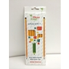 Yellow Pencils With Erasers, 2Hb, 10 Count Per Pack
