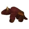 Oklahoma Plush Buffalo Beanie
