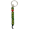 Baylor University - Keychain Beaded I Love Bay