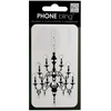 Chandelier Phone Bling Removable Sticker