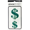 Money Sign Phone Stones Stickers