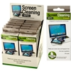 Screen Cleaning Wipes Countertop Display