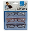 3-Pack Men'S Reading Glasses