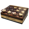 Hearts and Brownies Chocolate Scented Candles Display